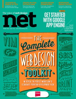 Net Magazine July 2014