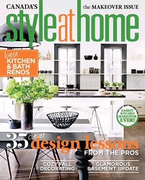 Style At Home Oct 2014