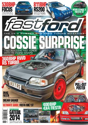 Fast Ford January 2015 Uk